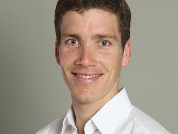 Peter Renner(34) ist selbst ein begeisterter Rennradfahrer. Als Arzt arbeitet er für die sportmedizinische Praxis iQ-Move Erlangen.