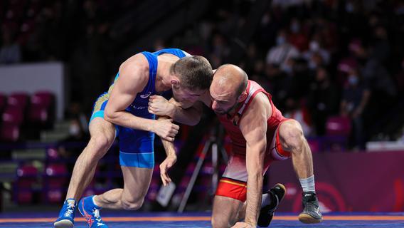Ringer Fabian Schmitt verpasst EM-Medaille knapp