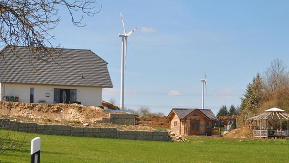 Widerstand war zu groß: Kein Windpark in Eggolsheim