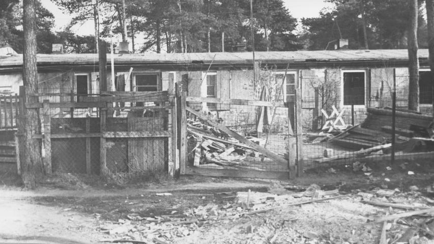 """Jeder Nürnberger weiß, was unter der Bezeichnung """"Schafhoflager"""" zu verstehen ist: das Obdachlosenasyl der Stadt Nürnberg. Die Bezeichnung Schafhoflager aber kennt das Nürnberger Amtsdeutsch nicht.Hier geht es zum Kalenderblatt vom 2.Mai1971: Reelle Chancen für jeden."""