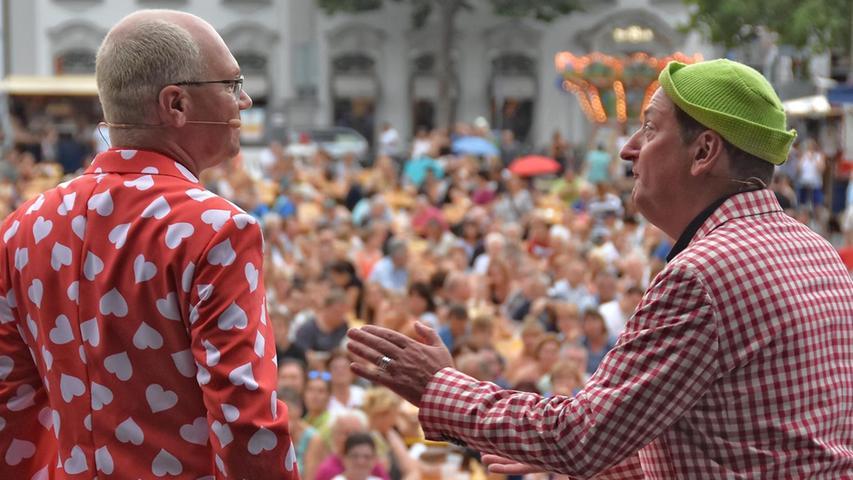 Erst Kultur-Biergarten, dann Kärwa? So wird in Fürth geplant