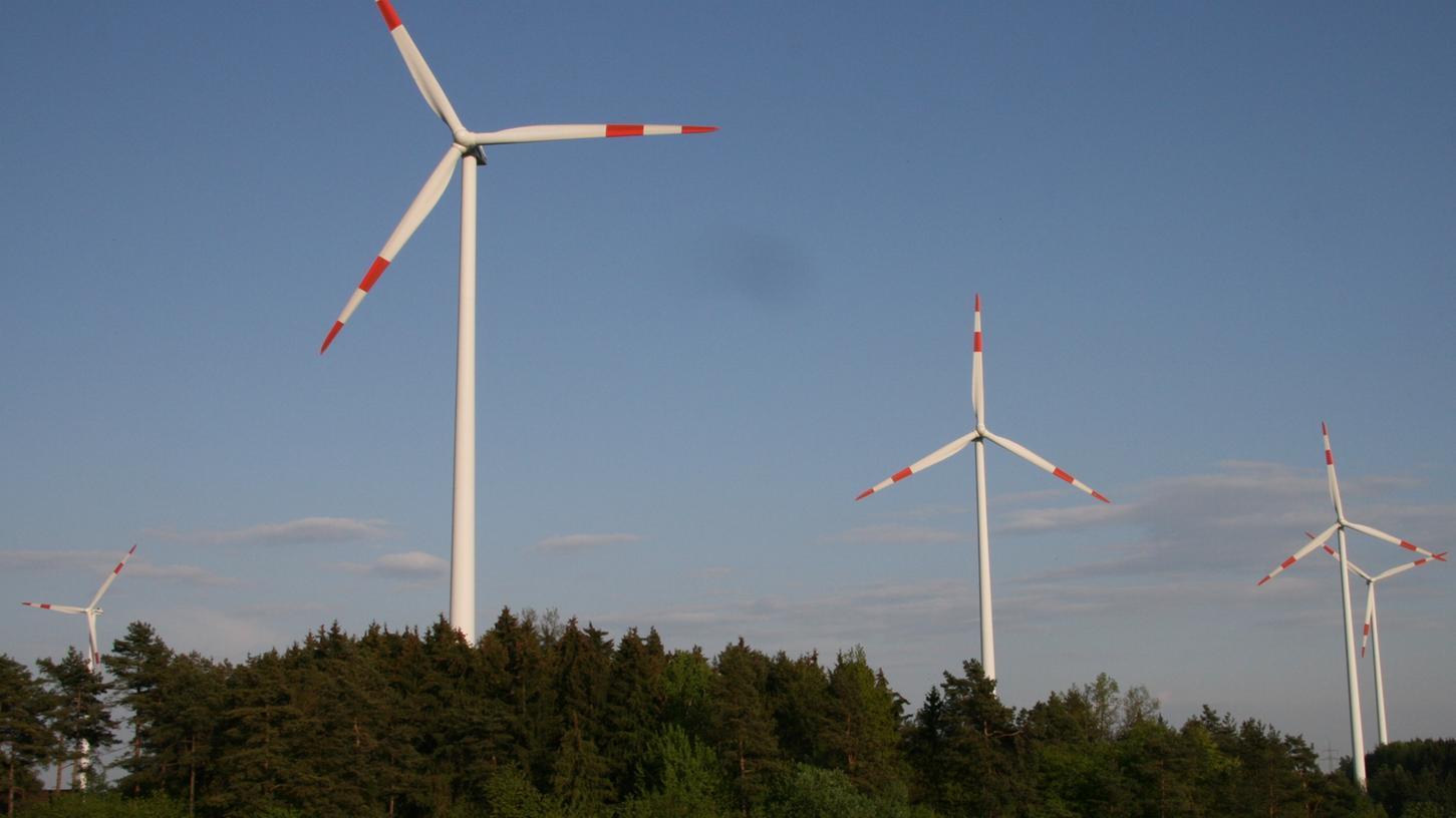 Im Ebersberger Forst können nun bis zu fünf Windräder errichtet werden. Das entschieden die Bürger in einem Begehren.