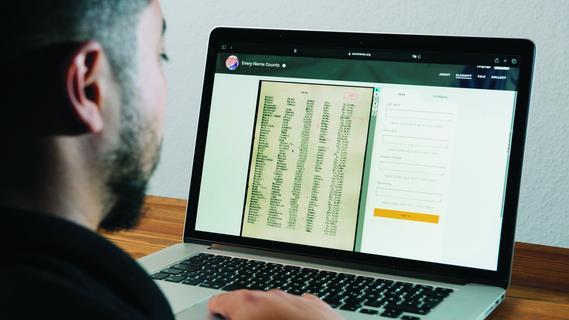 #Everynamecounts: Freiwillige sichern KZ-Akten für Online-Archiv