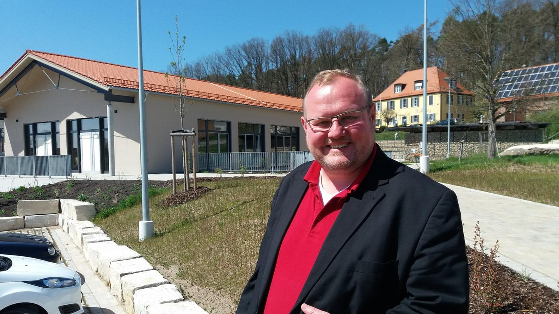 Seit einem Jahr Bürgermeister in Kammerstein: Wolfram Göll (CSU).
