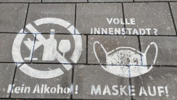 In Weißenburg gilt nun ein Alkoholverbot