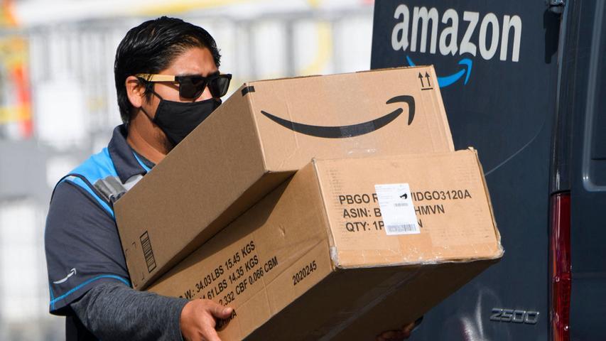 Amazon: Rekordgewinn und kräftiges Umsatzplus in Corona-Zeiten