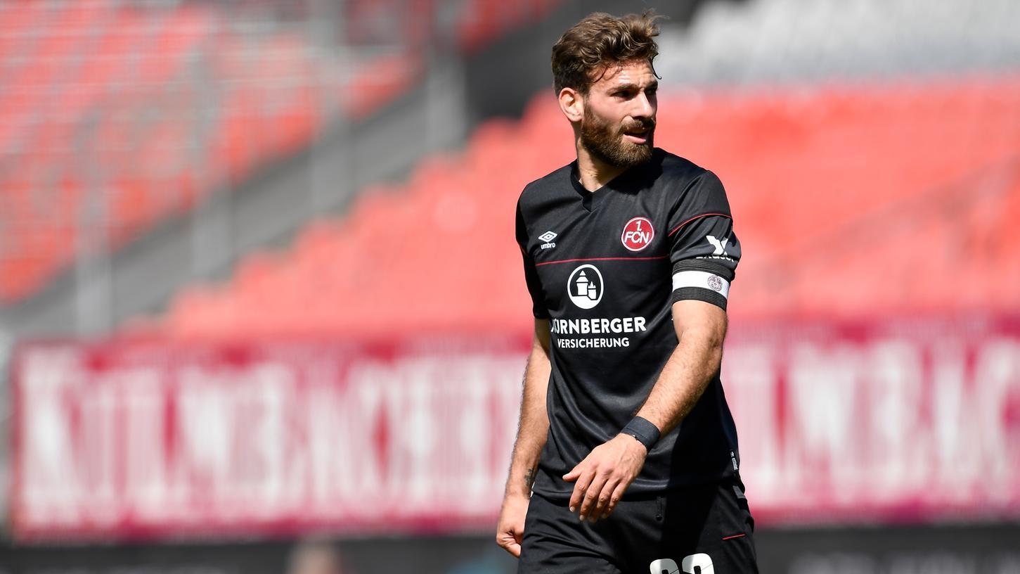 Seit dem Derby gefällt Enrico Valentini dank mutiger und aggressiverAuftritte.