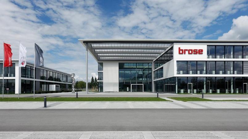 Die Brose-Unternehmensgruppe expandiert in Bamberg.