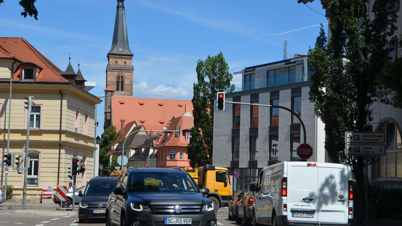 Das Auto ist in Schwabach Verkehrsmittel Nummer eins. Doch wie sehen die Potenziale für eine ökologische Mobilität aus? Eine Frage, der sich Robert Follmer stellt.