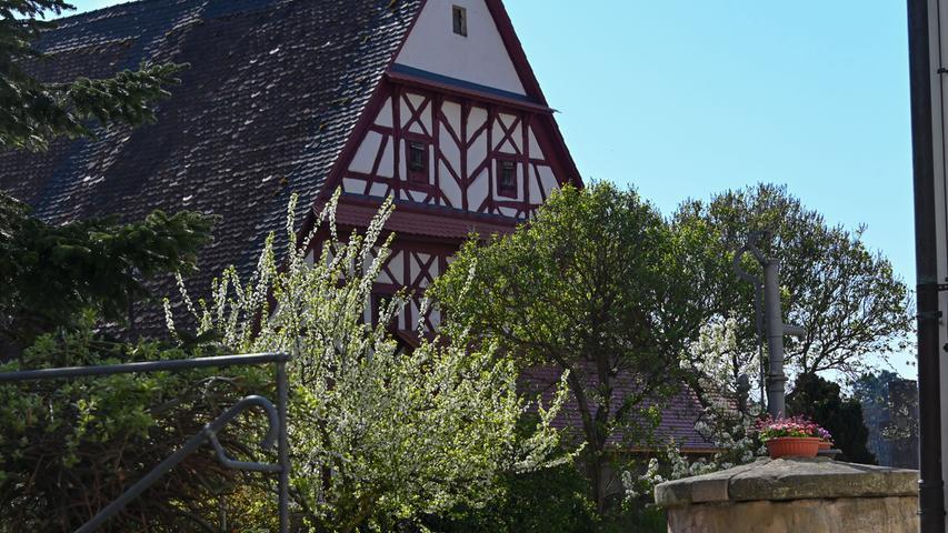 20210428_Pinzberg_..Pinzberg ( Landkreis Forchheim)..Serie