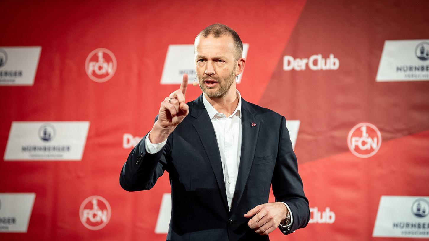 Steht mit seinem Club vor dem nächsten anspruchsvollen Geschäftsjahr: der Kaufmännische Vorstand Niels Rossow.