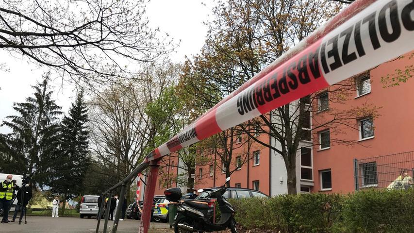 Verbrechen in Schwabach: 52-Jährige lag tot in ihrer Wohnung