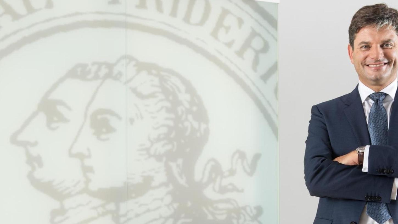 Mr. FAU: Prof. Joachim Hornegger hat sich für seine zweite Amtsperiode einiges vorgenommen.