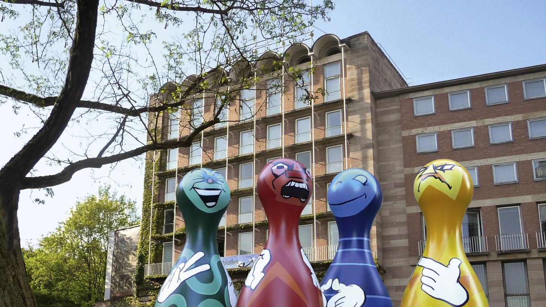 Der Bund fördert die Sanierung des Nürnberger Pellerhauses mit einer Million Euro.