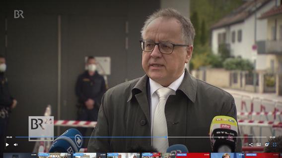 Fränkische Politiker sagen gegen mutmaßliche Rechtsterroristin aus