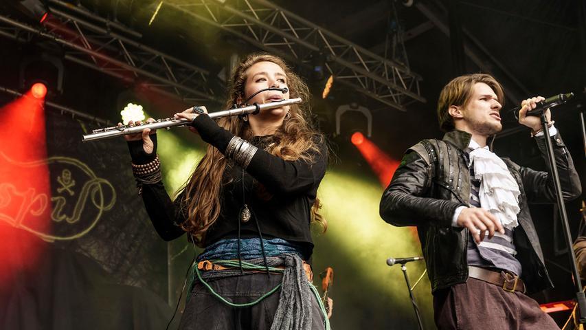 Trotz Corona soll das Schlosshof-Festival 2021 in Höchstadt über die Bühne gehen. Für 500 Fans - die erlaubte Höchstgrenze - tritt unter anderem die Gruppe