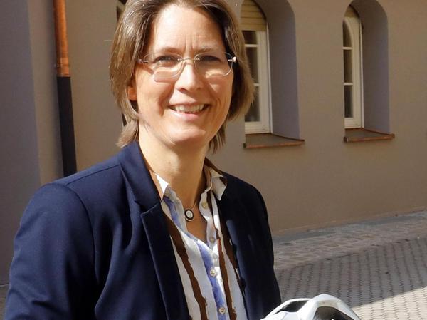 Bürgermeisterin Annette Prechtel will das ÖPNV-Angebot in der Stadt Forchheim deutlich verbessern. Doch bis es soweit ist, vergehen noch ein paar Jahre.