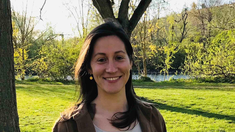 Sophia Heinl engagiert sich am Landratsamt als Biodiversitätsberaterin. Foto: Iris Felsch