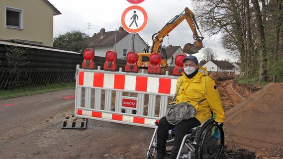 Rollstuhlfahrerin wünscht sich mehr Busse in Schwarzenbruck