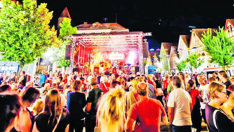 Diese schöne Kulisse wird Musikfreunden heuer zum zweiten Mal hintereinander versagt bleiben: Das Gunzenhäuser Bürgerfest mit seinen drei Bühnen und vielen weiteren Attraktionen wurde jetzt abgesagt.