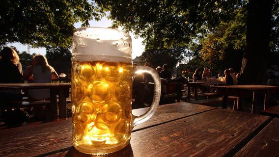 Fix: Wo in Franken ab Montag die ersten Biergärten öffnen