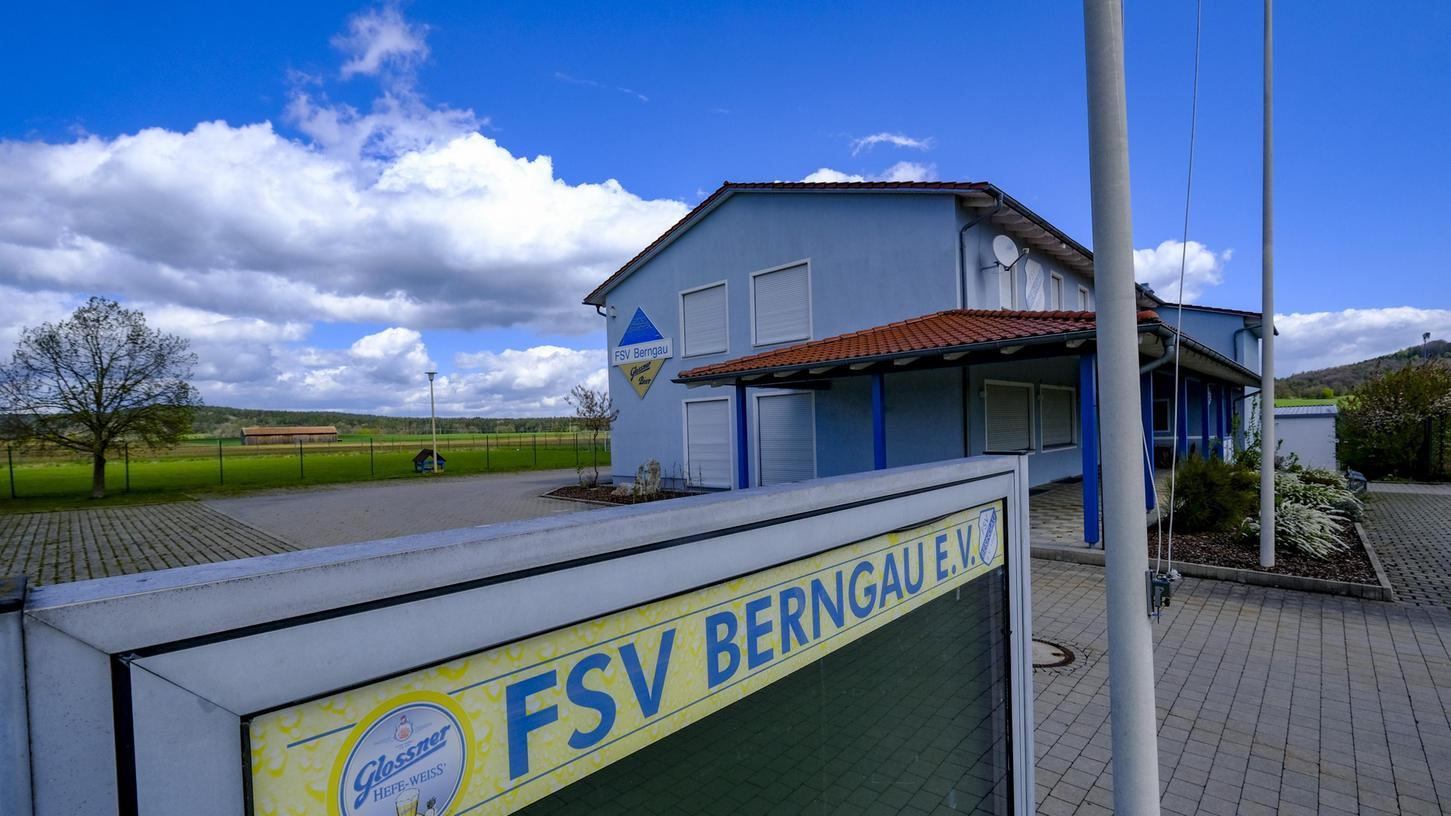 Bis zum ersten Lockdown im Frühjahr 2020 war das Sportheim des FSV Berngau pächtergeführt. Seitdem hat der Verein keinen Nachfolger gefunden.