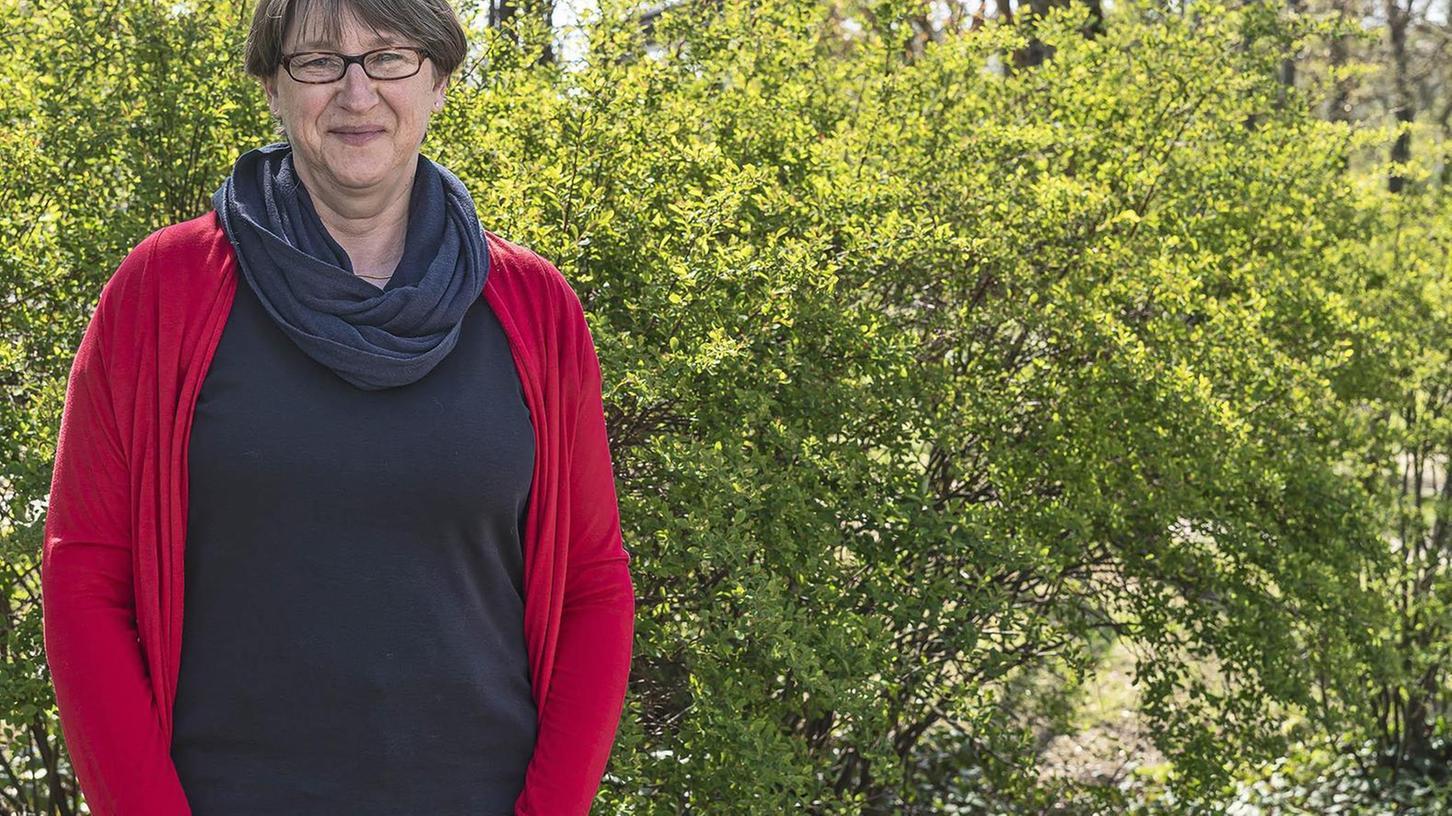 Susanne Helmbrecht, die Bundesvorsitzende des Vereins Lymphselbsthilfe, ist in Herzogenaurach zuhause.