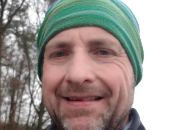 Thomas Maurer, Wegweiser und Citylauf-Organisator.