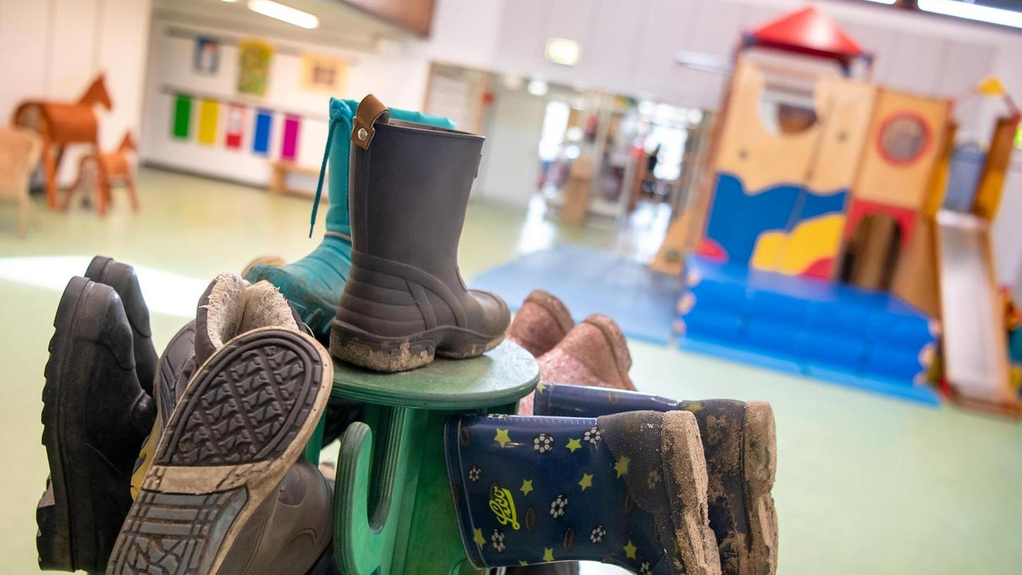 Im Lockdown haben in den Kindertagesstätten nur die Notbetreuungen geöffnet: In Oberasbach ist speziell der Hort sehr stark gefragt.