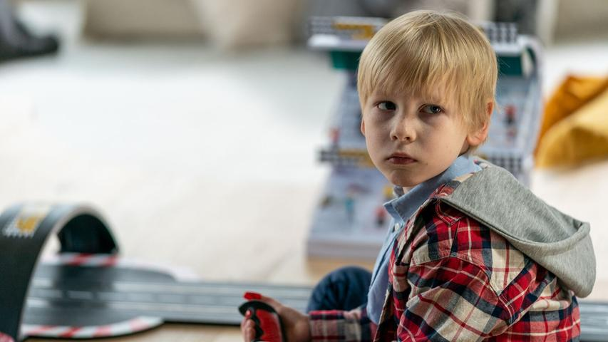 Der fünfjährige Mike ist verschwunden. Von dem Jungen fehlt jede Spur.