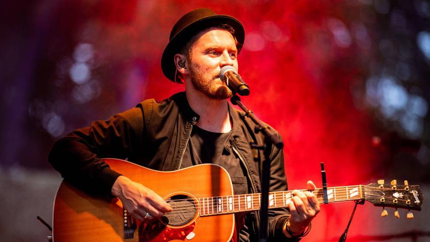 Singer-Songwriter Johannes Oerding sollte ursprünglich am 24. Juli im Rahmen des Ansbach Openauftreten. Die Open-Air-Konzertreihe wurde von der Stadt abgesagt.