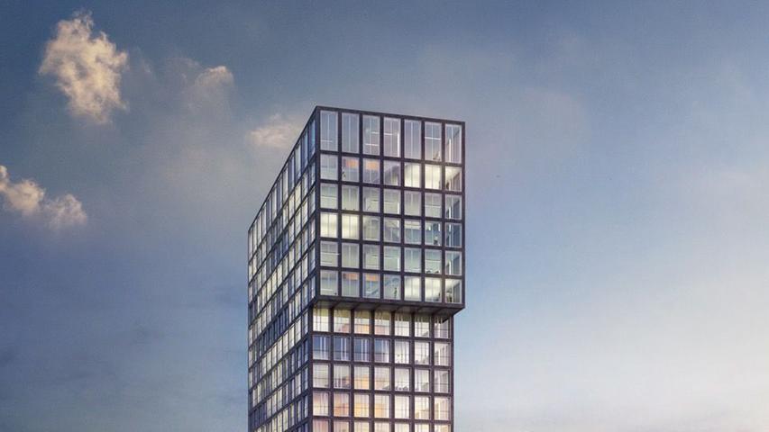 17-stöckiges Hochhaus geplant: Neues Leben am Kohlenhof