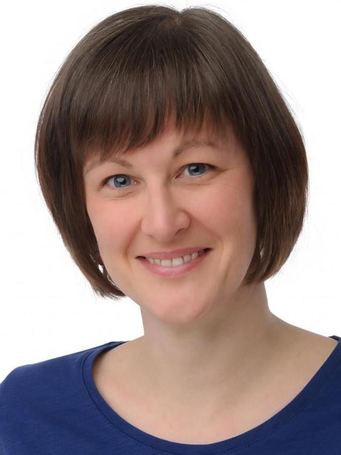 Gesundheitsreferentin Britta Walthelm.