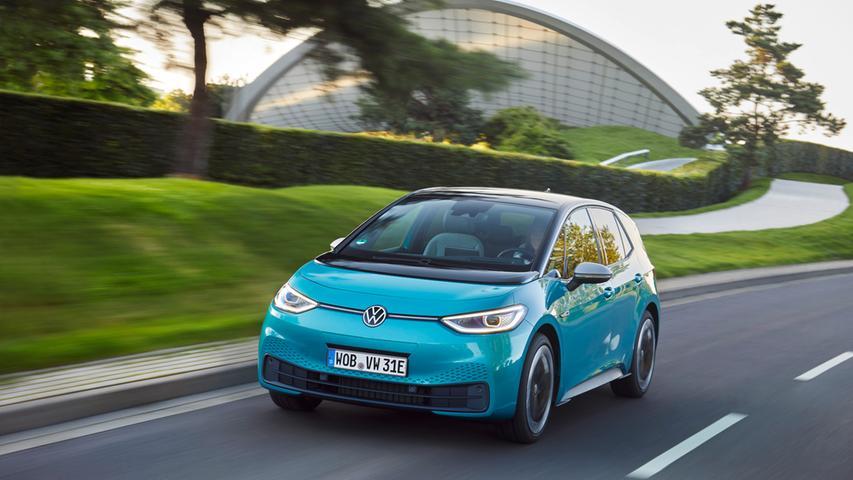 VW ID.3: Der Volkswagen unter den E-Autos