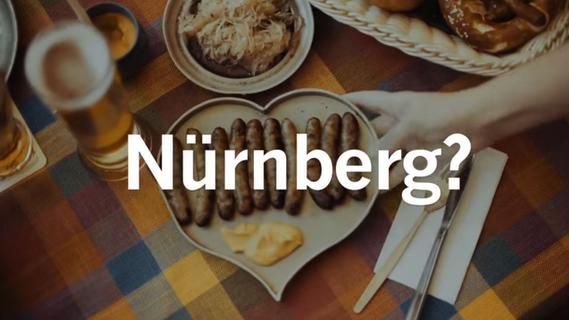 Im Anfang war die Bratwurst – und was hat Nürnberg sonst noch zu bieten? Bild aus dem Werbefilm für den Evangelischen Kirchentag 2023.