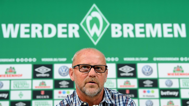 Schaaf übernimmt für Kohlfeldt: Vereins-Legende soll Bremen vor dem Abstieg retten.