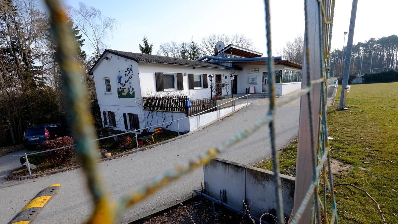 Das Vereinsheim des ASV Niederndorf wird bald saniert.