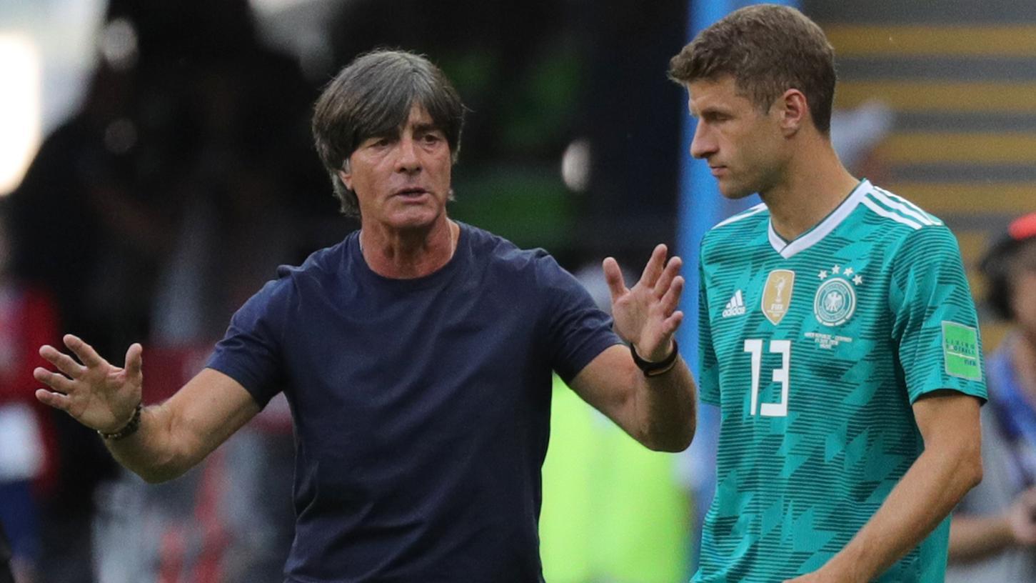 Thomas Müller steht laut einem Bericht vor seiner Rückkehr zur Nationalmannschaft.