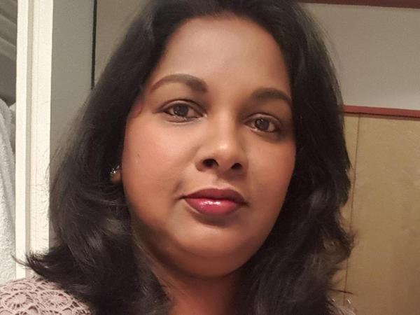 Rita Franz engagiert sich für die Menschen in Sri Lanka – ihrem Heimatland.