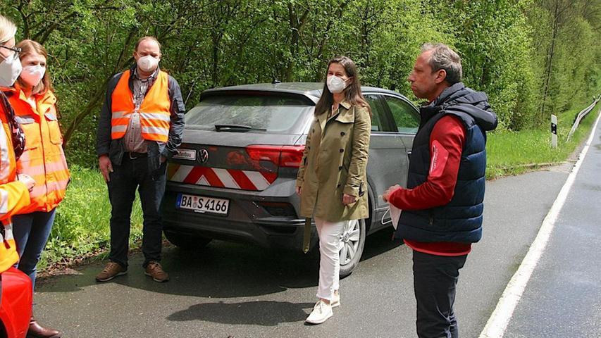 Umweltminister Glauber macht sich für naturnahen Ausbau der Ramstertalstraße stark