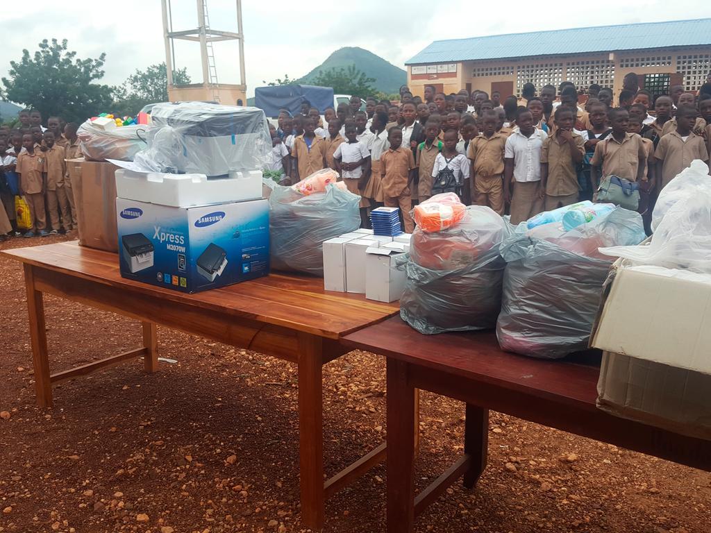 Neumarkt; 20.09.2019; Hilfsprojekt Schulküche in Bassar/ Togo; ; Foto: David Djore