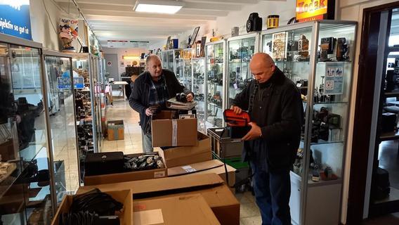 Lockerung der Corona-Regeln: Plecher Kameramuseum kurz vor Öffnung