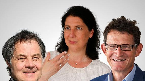 Katja Hessel und ihre Präferenz für Armin Laschet