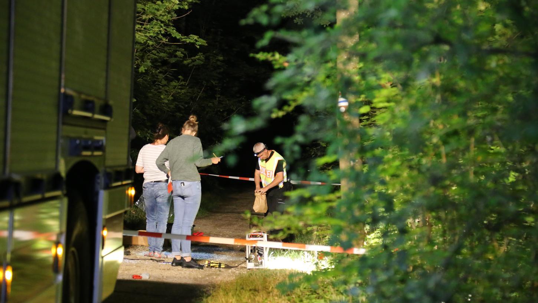 Nach der versuchten Vergewaltigung im August 2020 war die Spurensicherung am Ludwigskanal in Neumarkt im Einsatz.