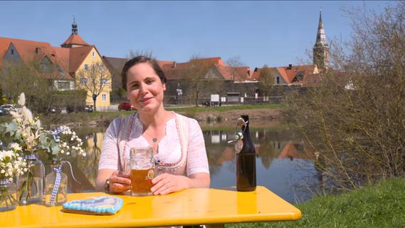 Wahl zur Bierkönigin: Keine Krone für Amanda Gary aus Wolframs-Eschenbach
