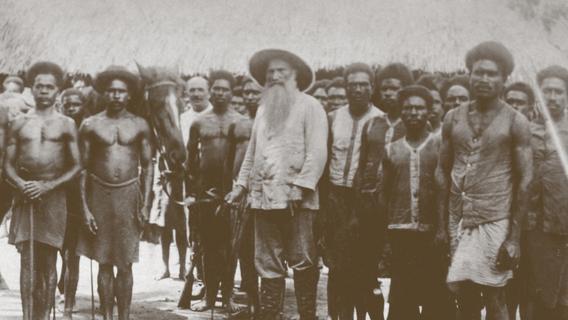 Ein Stück Kolonialismus: Neuendettelsauer Missionare in Neuguinea