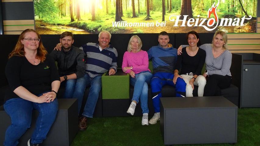 Heizomat: Von Maicha und