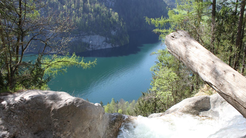 Die Gumpen am Königsbachwasserfall bei Schönau am Königssee sind zu einem Instagram-Hotspot geworden - und ab sofort für Besucher komplett gesperrt.
