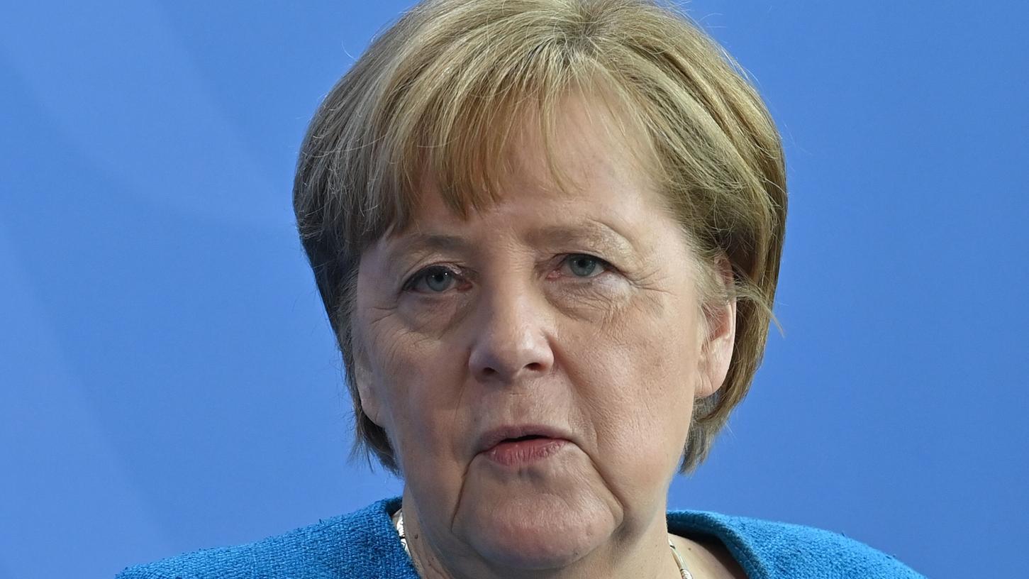 Angela Merkel hat zum Auftakt der Jahrestagung der WHO in einer Videobotschaft vor neuen Pandemiegefahren gewarnt.