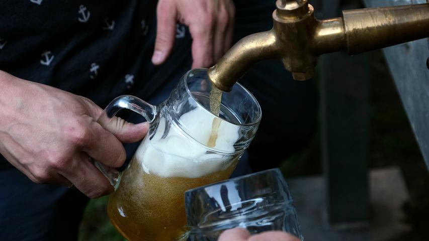 Im Mai wurde bekannt, dass auch die Brauerei